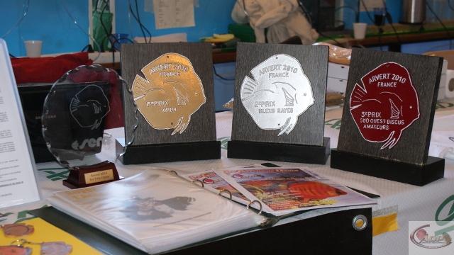 Trophées Discus Show Arvert 2010