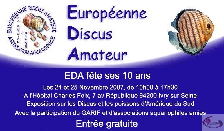 ADP à l'Exposition EDA 2007