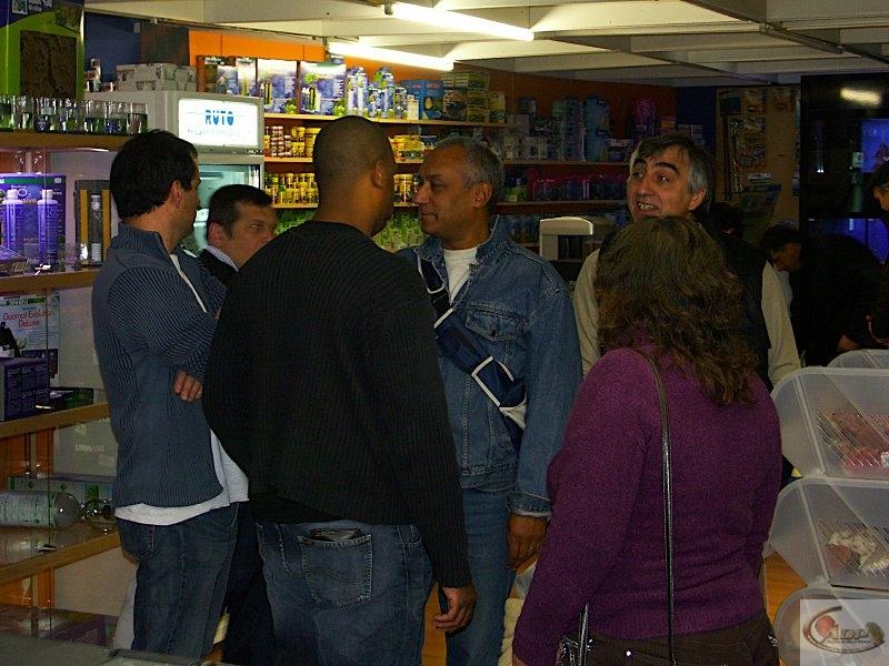 Sortie EDA & ADP - Octobre 2007