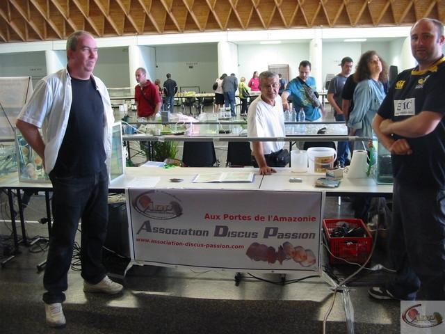 Bourse aquariophile de Villers-Bretonneux - 2 octobre 2011