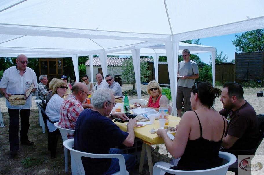 Rencontre Association Discus Passion du 1er août 2010