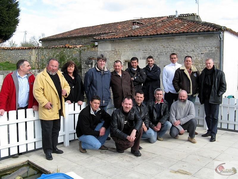 Rencontre nationale du discus français - édition 2008